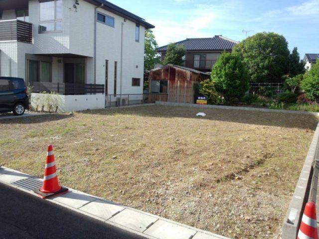 土地 岡崎市大平町字瓦屋前の外観写真