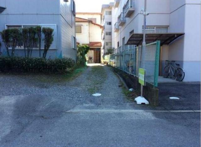 土地 岡崎市橋目町字割塚の外観写真