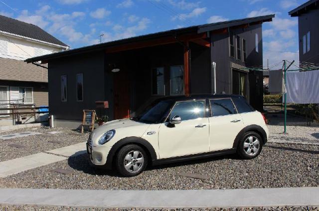 売モデルハウス 西尾市十郎島町南屋敷の外観写真