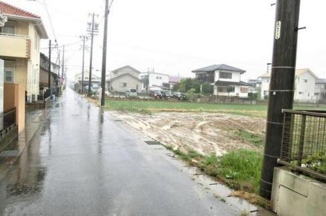 土地 西尾市今川町岩根の外観写真