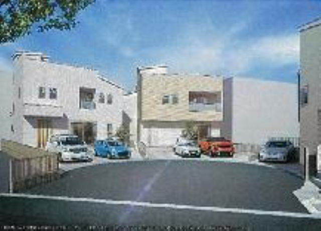 新築戸建 豊田市若林西町空池 Dの外観写真