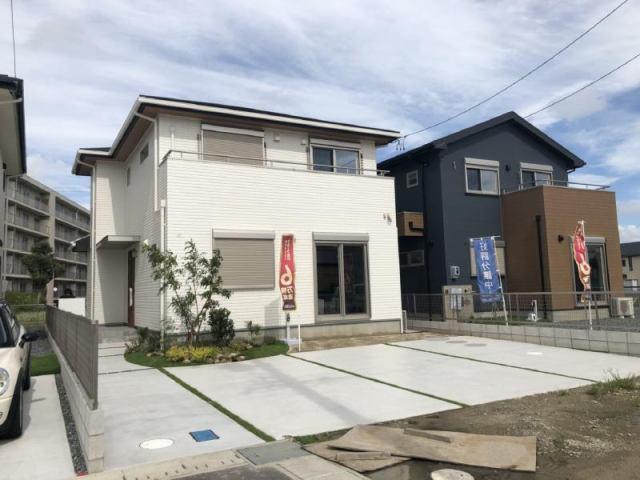 新築戸建 碧南市鴻島町4丁目 F棟の外観写真