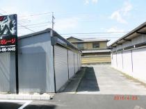 松崎町貸し倉庫の外観写真