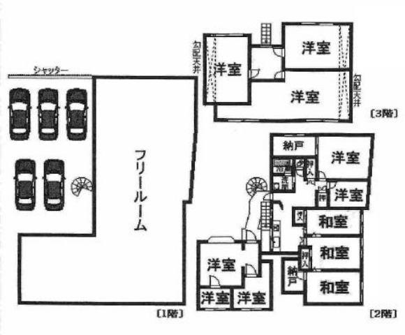 京都市西京区大枝西長町