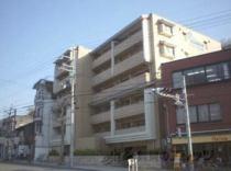 プレサンス京大東の外観写真