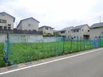 岩倉幡枝町 A号地の外観写真