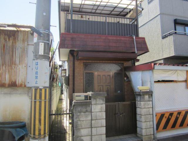 米建貸家(諸口4-6-14)(一戸建)の外観写真