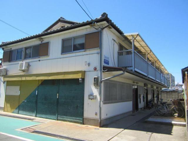 米田西住宅の外観写真