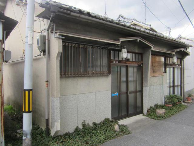 浜・橋本貸家(平屋)の外観写真