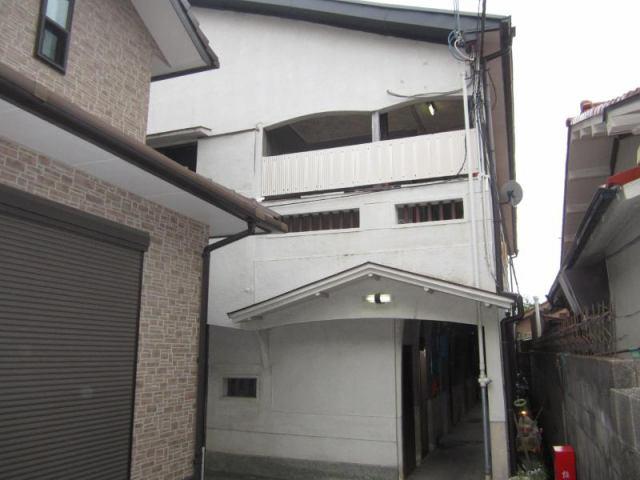 クスノキ住宅の外観写真