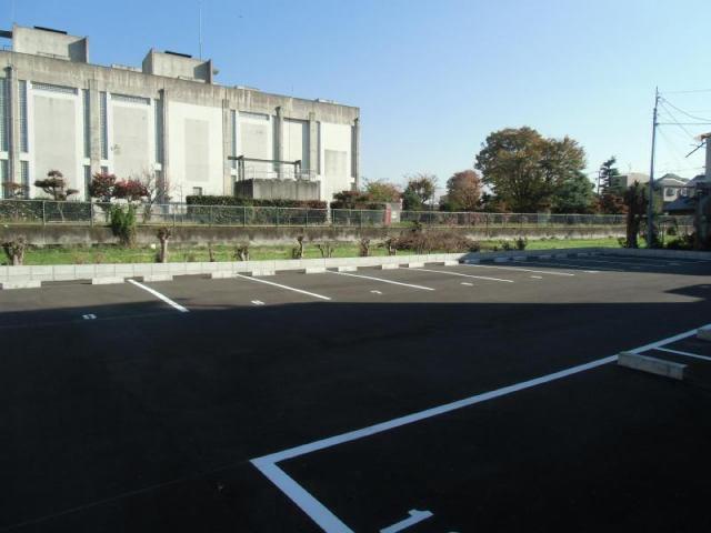 南畑駐車場(諸口5丁目)の外観写真