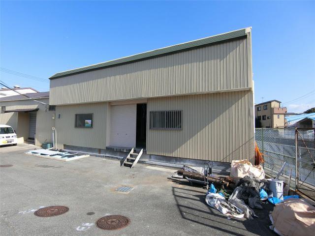 小笠原倉庫の外観写真