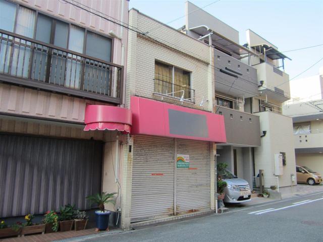 吉田店舗の外観写真