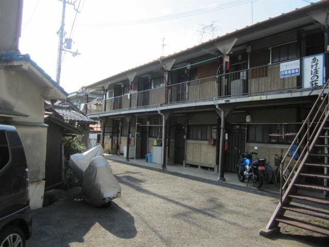 あけぼの荘の外観写真