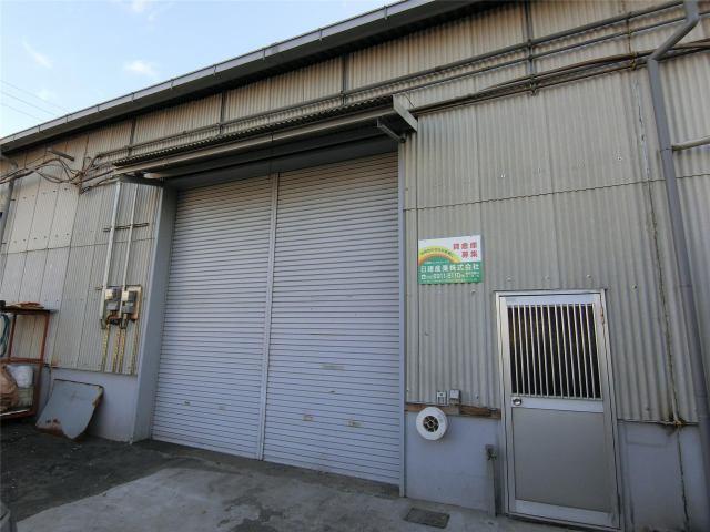 田中守口倉庫の外観写真