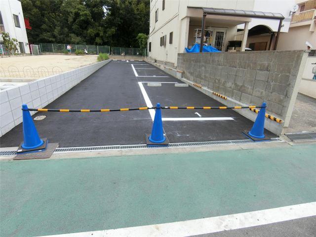 仲川駐車場の外観写真
