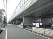 武庫川第2月極駐車場の外観写真