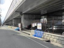 武庫川第3月極駐車場の外観写真