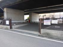 神崎月極駐車場の外観写真