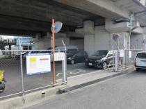 島田月極駐車場の外観写真