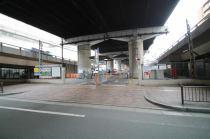 門真第1月極駐車場の外観写真