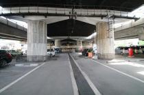 門真第3月極駐車場の外観写真