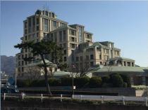 オーキッドコート右峯館の外観写真