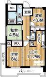 地上13階10階部分です。