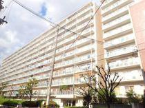 関目グリーンハイツB棟の外観写真