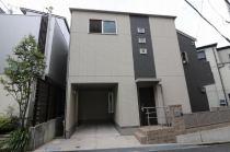 千里山4丁目ミサワホームの家の外観写真
