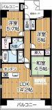 キングマンション江戸堀の外観写真
