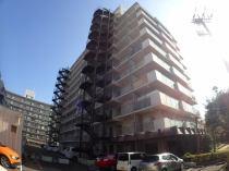 魚崎レックスマンション弐号棟の外観写真