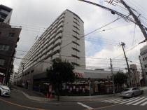 藤和堂島ハイタウンの外観写真