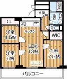 シーアイマンション豊中上野の外観写真