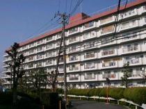 千里レックスマンションA棟の外観写真