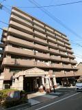 ライオンズマンション都島高倉町の外観写真