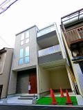 鶴見区横堤新築戸建の外観写真