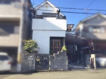 尺谷戸建の外観写真