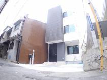 上本町西新築一戸建外観