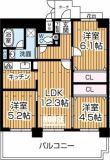 キングマンション福島Iの外観写真