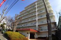 豊中緑ヶ丘サンハイツC棟の外観写真
