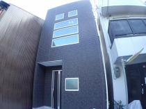 昭和町3丁目 新築戸建の外観写真