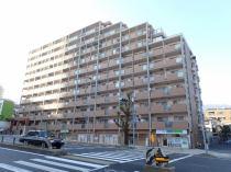 東灘スカイマンションの外観写真