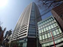 大阪ひびきの街ザサンクタスタワーの外観写真