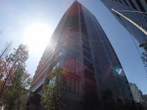 プレミストタワー大阪新町ローレルコートの外観写真