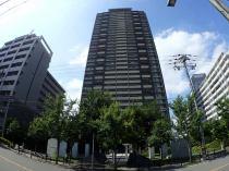 福島ガーデンズタワーの外観写真