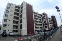 桃山台コーポラスの外観写真