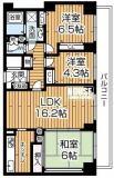 36階建てのマンションです!!
