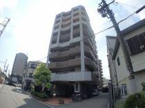 セレッソコート福島ウエストライブの外観写真