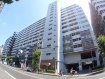 新大阪グランドハイツ2号棟の外観写真